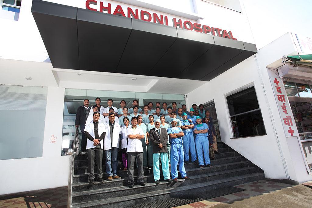 Orthopaedic Hospital in Kota